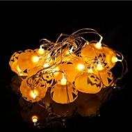 20 led 2,5m csillag fény vízálló csatlakozót kültéri karácsonyi ünnep dekoráció led húr fény