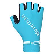 저렴한 -FJQXZ 활동/스포츠 장갑 착용 가능한 통기성 피부마찰 감소 손가락 없는 스판덱스 합성 섬유 파이버 사이클링 / 자전거 다운힐 남성용 여성용