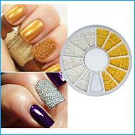 abordables -1 pcs Paillettes Bijoux pour ongles Manucure Manucure pédicure Quotidien Punk / Mode / Bijoux à ongles
