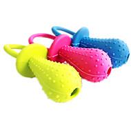 お買い得  -犬用噛むおもちゃ / ネコ用噛むおもちゃ 耐久 シリコーン 用途 犬 / 子犬