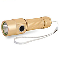 Lanternas LED Junta Tórica LED 300 lm 5 Modo LED Mini Foco Ajustável Impermeável Tamanho Compacto Super Leve Alta Intensidade para