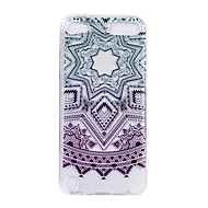 nationale bloem tpu case voor touch5 6 ipod cases / covers voor ipod accessoires