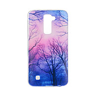 tanie Etui na telefony-Kılıf Na LG G3 LG K8 LG LG K10 LG K7 LG G5 LG G4 Wzór Czarne etui Drzewo Miękkie TPU na LG V20 LG V10