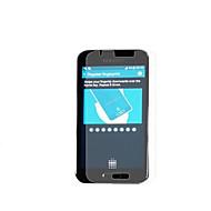 tanie Folie ochronne-matowy ekran o wysokiej przejrzystości osłona LCD z ściereczka do czyszczenia Samsung Galaxy S5 mini (5 sztuk)