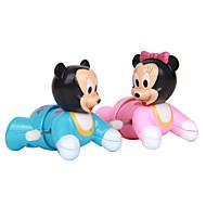 お買い得  -ゼンマイ式玩具 アイデアおもちゃ斬新さ玩具 おもちゃ アイデアジュェリー プラスチック ブラウン / オレンジ 男の子向け / 女の子向け