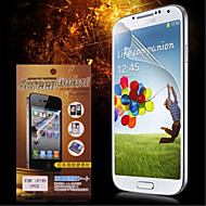 Screenprotector voor Samsung Galaxy S4 Mini PET Voorkant screenprotector High-Definition (HD)