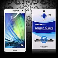 voordelige Screenprotectors voorSamsung-Screenprotector voor Samsung Galaxy A3 PET Voorkant screenprotector High-Definition (HD)
