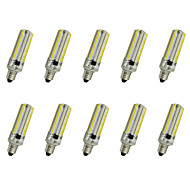 4W E14 E12 E17 E11 LED Corn Lights T 152LED SMD 3014 350-400 lm Warm White Cold White K Decorative AC110 AC220 V