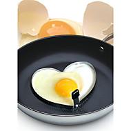 お買い得  キッチン用小物-キッチンツール メタル クリエイティブキッチンガジェット DIYの金型 調理器具のための 2pcs