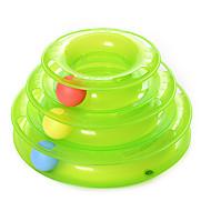 Juguete para Gato Juguetes para Mascotas Bola Interactivo Juguete con Bolas