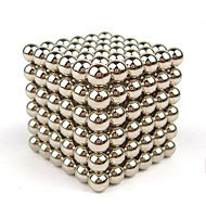 cheap Toy & Game-216 pcs 4mm Magnet Toy Magnetic Balls Building Blocks Puzzle Cube Magnet Kid's / Adults' Boys' Girls' Toy Gift