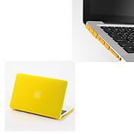 お買い得  MacBook 用ケース/バッグ/スリーブ-MacBook ケース ソリッド プラスチック のために MacBook Air 13インチ