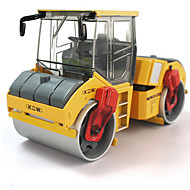 Speelgoedauto's Speeltjes Constructievoertuig Vuilverdichter Speeltjes Uittrekbaar Vrachtwagen Metaal Klassiek & Tijdloos Chic & Modern