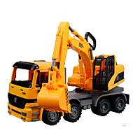 abordables Coches y miniaturas de juguete-Vehículos de tracción trasera Camión Clásico Novedades Clásico Chico Chica Juguet Regalo