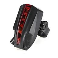 Polkupyörän jarruvalo LED Pyöräily AAA USB Lumenia Patteri Pyöräily-Valaistus