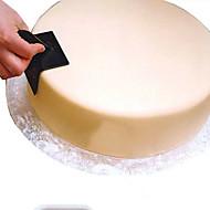 Χαμηλού Κόστους -Baking & Ζαχαροπλαστικής Σπάτουλες Πίτσα Κέικ Πλαστική ύλη Φιλικό προς το περιβάλλον Φτιάξτο Μόνος Σου Γιορτή