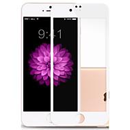Недорогие Защитные плёнки для экрана iPhone-Защитная плёнка для экрана Apple для iPhone 6s iPhone 6 Закаленное стекло 1 ед. Защитная пленка для экрана Матовое стекло 2.5D