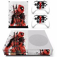 billige -B-Skin Klistremerke Til Xbox One S Nyhet