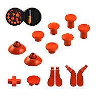 Ipega Manettes Kits d'accessoires Pièces de rechange Accessoires Pour Xbox One Manette de jeu