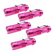 U'King Lampes Torches LED LED 1500 lm 3 Mode Cree XP-E R2 Faisceau Ajustable Camping/Randonnée/Spéléologie Usage quotidien Extérieur