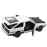 Gegoten voertuigen Terugtrekvoertuigen Speelgoedauto's SUV Speeltjes Automatisch Metaallegering Metaal 1 Stuks Kinderen Jongens Geschenk