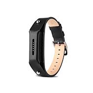 pinhen για Fitbit flex 2 δερμάτινα βραχιόλια λουράκι flex2 ρυθμιζόμενο αντικατάσταση δέρμα ύπνο με άγκιστρα για Fitbit flex 2