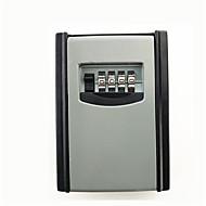 abordables Candados Mecánicos-Caja de llaves Metal Desbloqueo de contraseñas para Llave