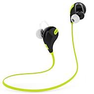 qcy qy7 bluetooth 4,1 trådløs 6 timer play-tiden støyreduserende sport in-ear stereo hodetelefoner med mikrofon