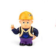 ราคาถูก -Pretend Play ตุ๊กตา Model Building Kits Toys Bear Animal น่ารัก เพลงและแสง สำหรับเด็ก ชิ้น