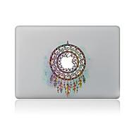 tanie Naklejki na komputery Mac-1 szt. Odporne na zadrapania Wzór geometryczny Przezroczysty plastik Naklejka na obudowę Wzorki NaMacBook Pro 15'' with Retina MacBook