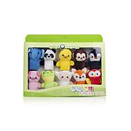 Χαμηλού Κόστους Παιχνίδια και Χόμπι-Κούκλες Παιχνίδια Ελέφαντας Ζώο Χαριτωμένο Παιδικό Παιδικά 1 Κομμάτια