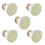 お買い得  LED スポットライト-YWXLIGHT® 5個 5W 400-500lm GU10 GU5.3(MR16) E26 / E27 LEDスポットライト 72 LEDビーズ SMD 2835 装飾用 温白色 クールホワイト ナチュラルホワイト 110-220V