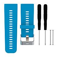 для GARMIN vivoactive час моды Ремешки силиконовый ремешок замена браслет с инструментами