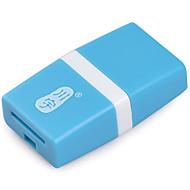 halpa Kortinlukija-Kawau USB 2.0 kortinlukija TF kortinlukija Micro SD / t-flash-kortinlukijaa