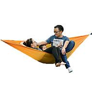 Naturehike 1人 ハンモック キャンプテント 折り畳みテント 携帯用 折り畳み式 のために ビーチ キャンピング 屋外 キャンバス cm