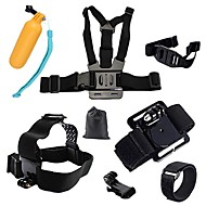 cheap Sports Cameras & Accessories For GoPro-Sports Action Camera / Chest Harness / Front Mounting Multi-function / Foldable / Adjustable For Action Camera Gopro 6 / All Gopro /