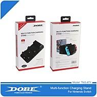 お買い得  -DOBE TNS-871 電池や充電器 用途 任天堂スイッチ,ABS 電池や充電器 充電式 #