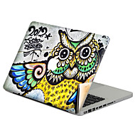 1 db Karcolásvédő Rajzfilmfigura Átlátszó szintetikus Matrica Minta MertMacBook Pro 15'' with Retina MacBook Pro 15 '' MacBook Pro 13''
