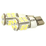 billiga -SENCART T10 Bilar Glödlampor 1.5-2W SMD LED 120-160lm LED innerbelysningen
