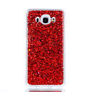 For Samsung galaxy J710 J7 (2017) Case Cover Shockproof Back Cover Case Glitter Shine Soft Acrylic for Samsung galaxy J510 J5 (2017) J3 J310 J320 J120