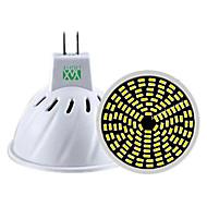お買い得  LED スポットライト-5W GU10 GU5.3(MR16) LEDスポットライト MR16 128 LEDの SMD 3014 調光可能 装飾用 温白色 クールホワイト ナチュラルホワイト 400-500lm 2800-3200/4000-4500/6000-6500K 交流220から240V