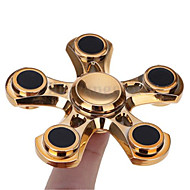 Fidget Spinner Hand Spinner Toys Toys Brass EDCRelieves ADD, ADHD, Anxiety, Autism Stress and Anxiety Relief Office Desk Toys for Killing