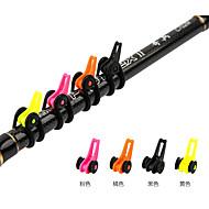 10 db Ribolovni set Horgászat kellékei Horgászat Eszközök Fekete Narancssárga Rózsaszín Sárga g/Uncia mm hüvelyk,Kemény műanyag Szilícium