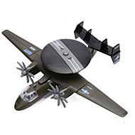 Terugtrekvoertuigen Vliegtuig Vliegtuig Unisex Geschenk Action & Toy Figures Actie spelletjes