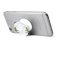 Stůl univerzální / Mobilní telefon Držák držáku Nastavitelný stojan / Rotace o 360° univerzální / Mobilní telefon Polykarbonát Držák