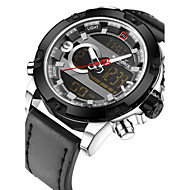 NAVIFORCE Мужской Спортивные часы Армейские часы Модные часы Наручные часы Уникальный творческий часы Повседневные часы электронные часы