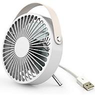 رخيصةأون -مروحة تبريد الهواء تصميم المحمولة بارد ومنعش ضوء ومريحة هادئة والبكم أوسب معيار عالمي USB