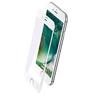 Недорогие Модные популярные товары-Защитная плёнка для экрана Apple для iPhone 6s Plus iPhone 6 Plus Закаленное стекло 1 ед. Защитная пленка на всё устройство Ультратонкий
