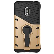 voordelige Telefoon hoesjes-Voor moto g5 g5 plus hoesje 360 graden rotatie armor combo drop armor telefoon hoesje g4 g4 plus g4 speel x speel z moto z kracht g3