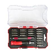 Workpro® 24 i 1 reparasjonsverktøy sett multifunksjonell presisjonsskrutrekker sett